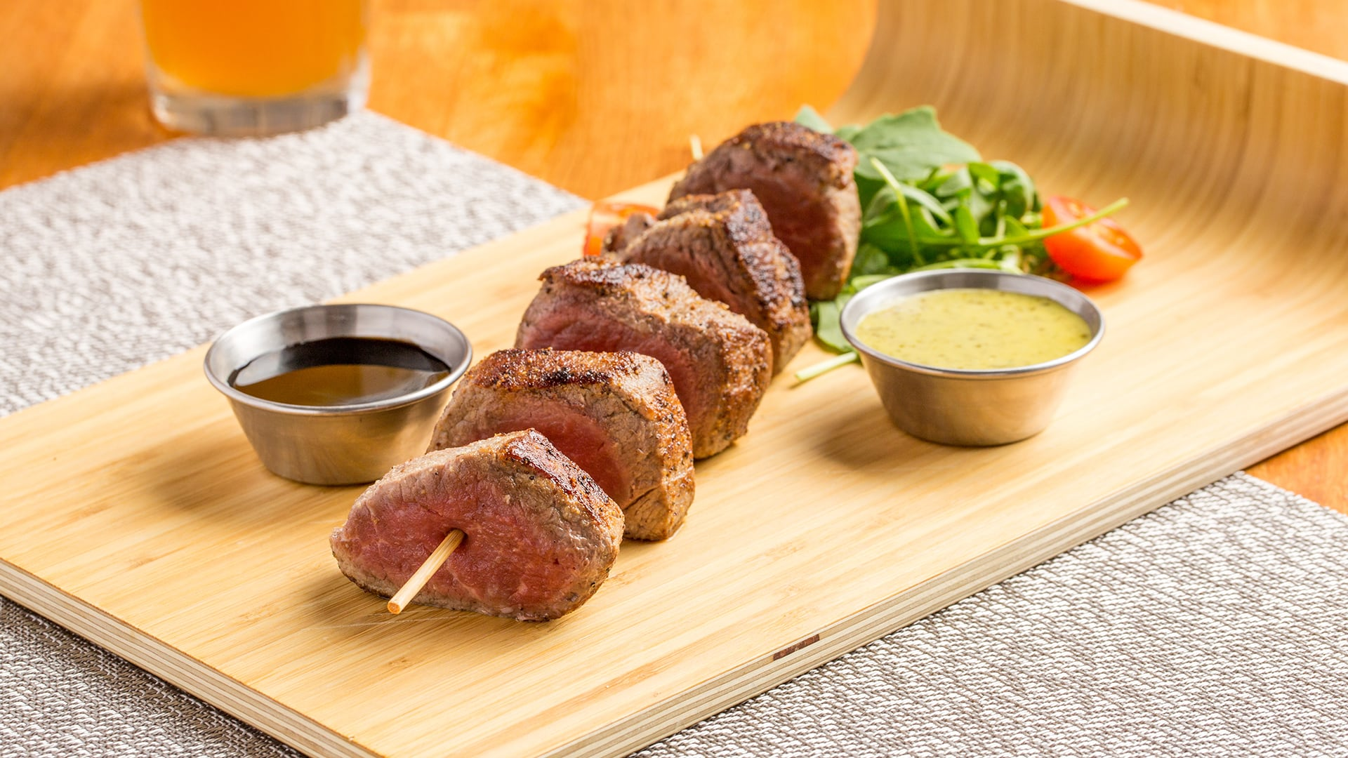 tenderloin skewer
