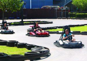 Go Kart Racing in Austin