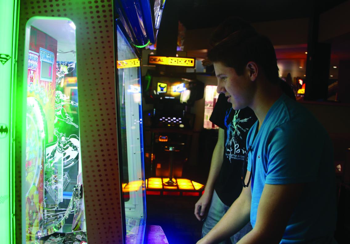 Arcade Near Me