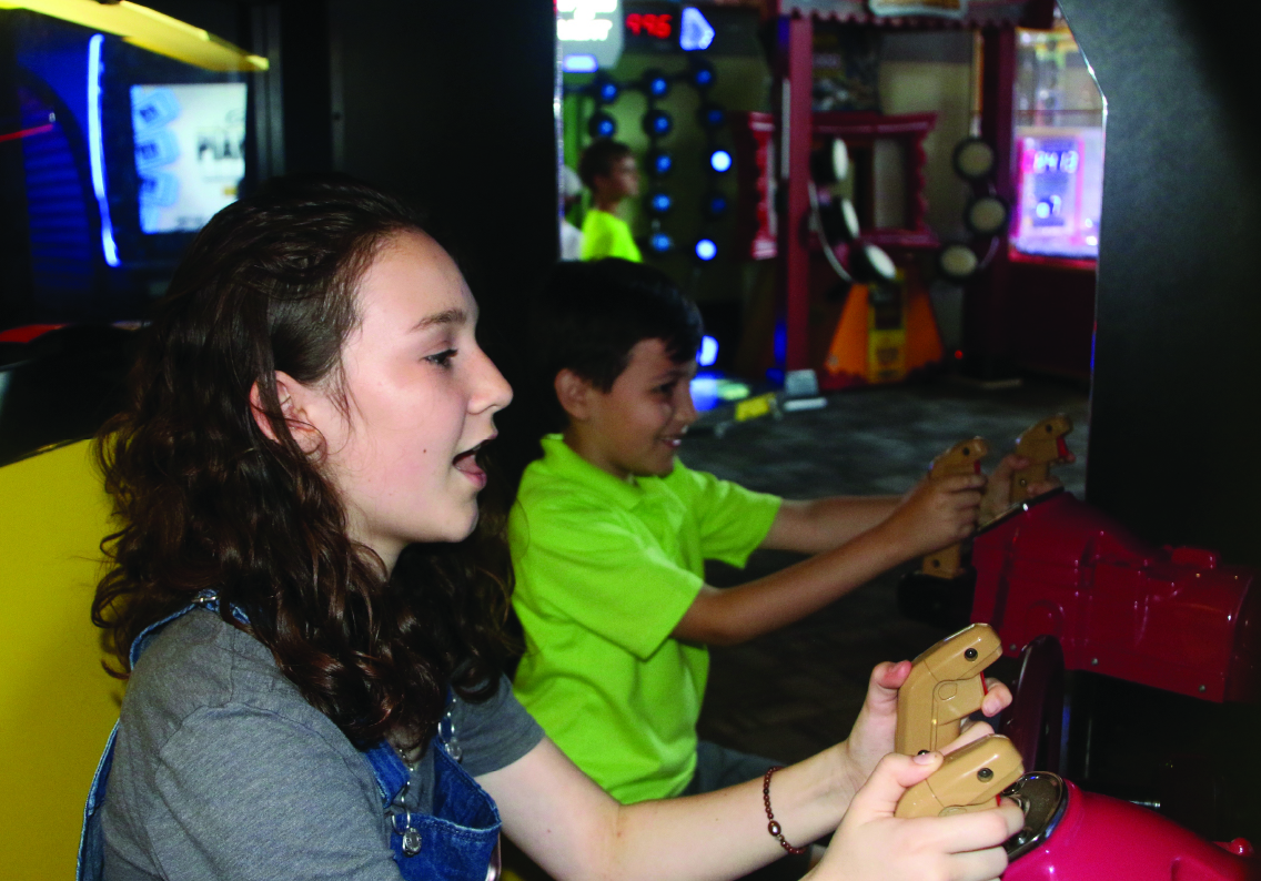 Kids Austin Arcade